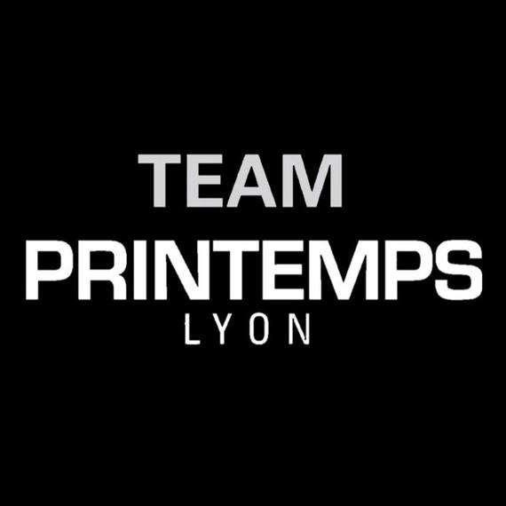 Team Printemps Lyon court pour VLM