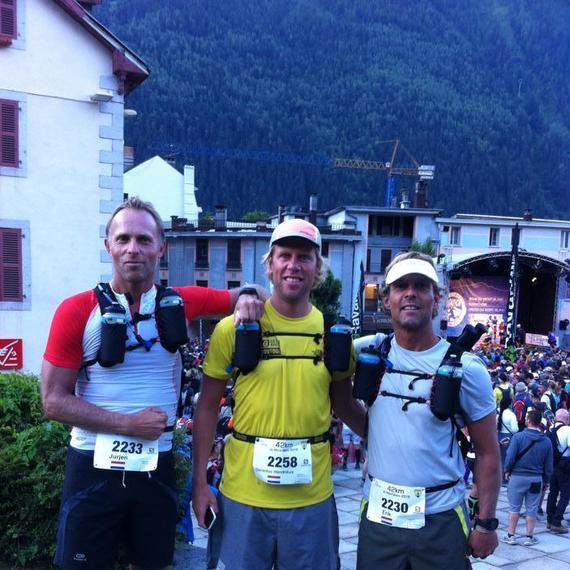 Month Blanc Marathon