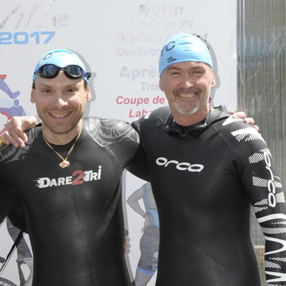 le triathlon xl de gerardmer de l'espoir