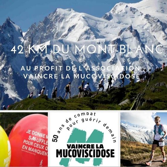 42 km autour du Mont-Blanc pour Vaincre la Mucoviscidose