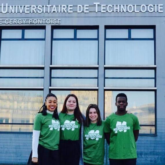 Green de l'Espoir 2017 - IUT de Sarcelles