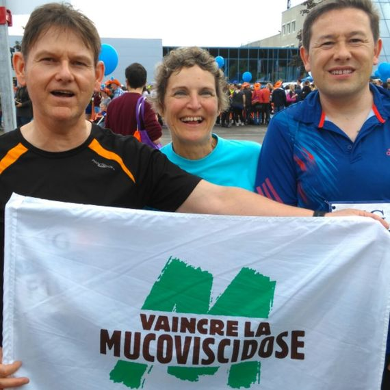 Donner son souffle au marathon du Luxembourg