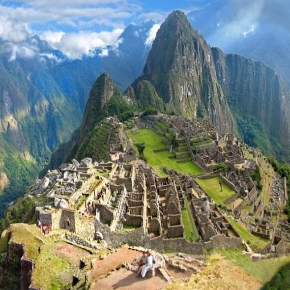 Le pélerin fou, le chemin des incas