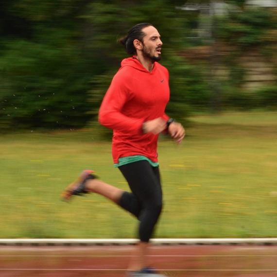 Un sprint pour l'espoir