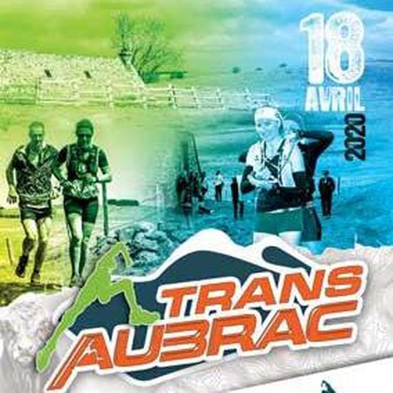 Défi Sportif de 4 amis - Trail TRANSAUBRAC