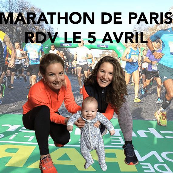 Un marathon pour notre petit Oscar