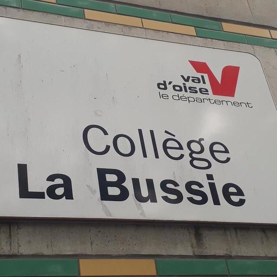 Collège La Bussie - Vauréal - Virade scolaire