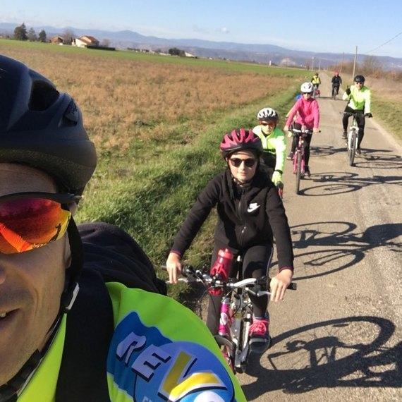 À la mer en vélo: 330km pour vaincre la mucoviscidose