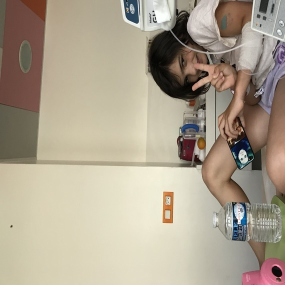 Le défi Trottinette des trois sœurettes pour Vaincre la Mucoviscidose