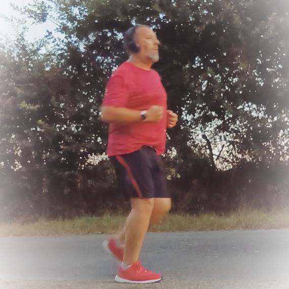 Courir contre la muco