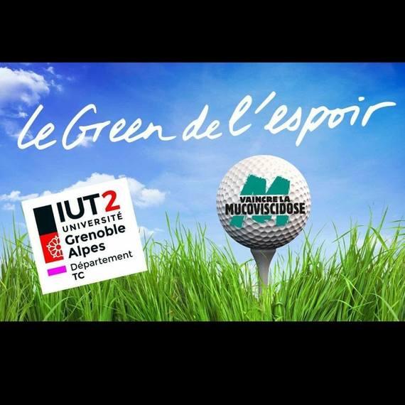 Greens de l'Espoir Isère 2018
