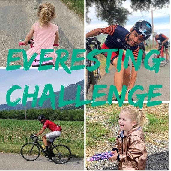 Everest challenge le défi de  Guillaume Peyronnet
