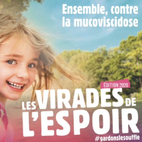 Soutenons les Virades de l'espoir en Corse