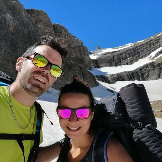 6476 mètres d'Espoir en Himalaya pour Mathilde et Guillaume