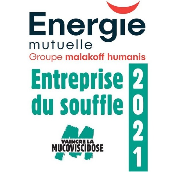 Energie Mutuelle : donner du souffle pour Vaincre la Mucoviscidose