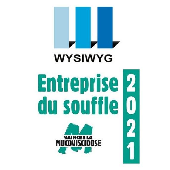 WYSIWYG : Entreprise du Souffle