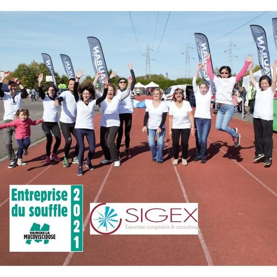 SIGEX : Entreprise du Souffle