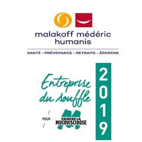 Malakoff Médéric Humanis : donner du souffle pour Vaincre la Mucoviscidose