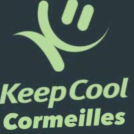 KEEP COOL CORMEILLES soutient Vaincre la mucoviscidose