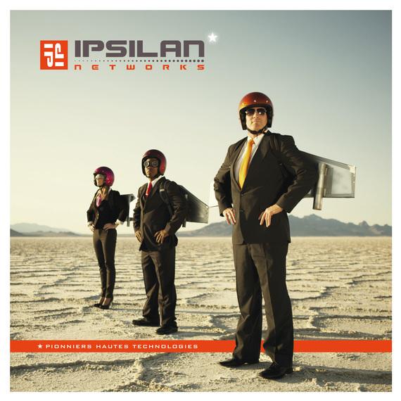 IPSILAN NETWORKS, Entreprise du Souffle