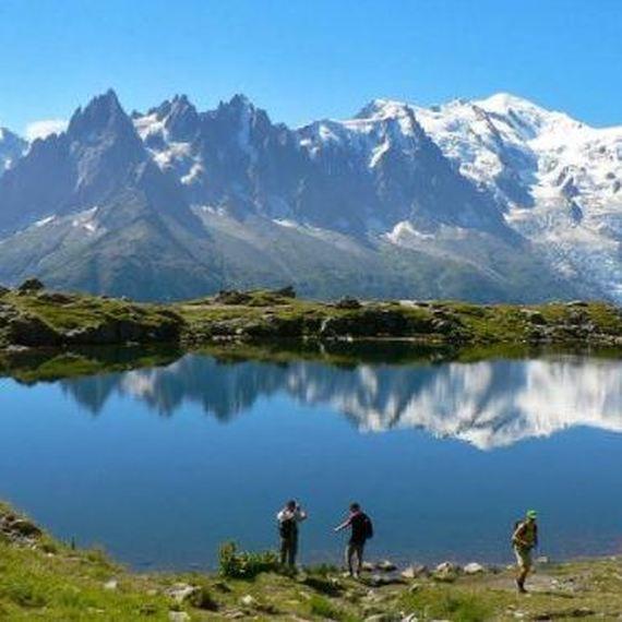 Tour du Mont Blanc - Virade de l'espoir 2021