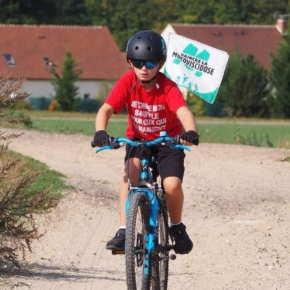 Défi vélo pour vaincre la muco !