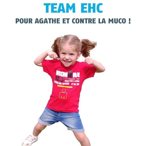 Team EHC - RunMate Léman 2021, Pour Agathe et contre la muco