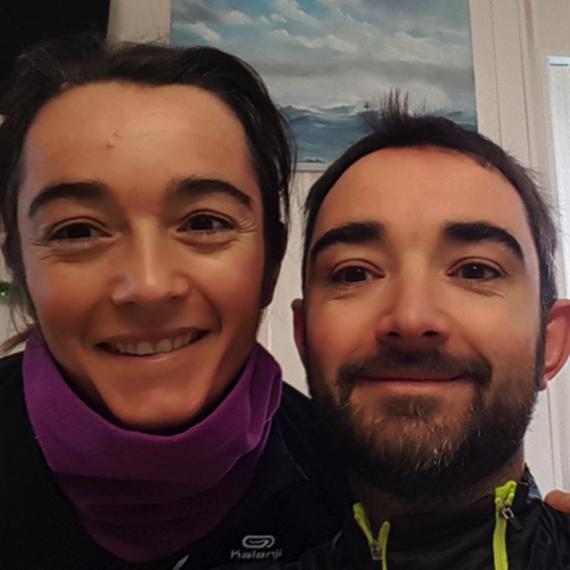 Un marathon pour notre bouchon (Alexis)