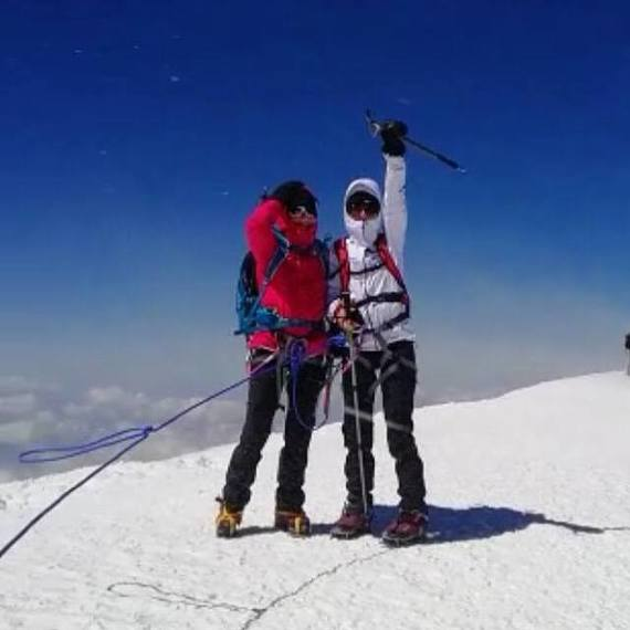 marathon du mont blanc pour la mucovicodose
