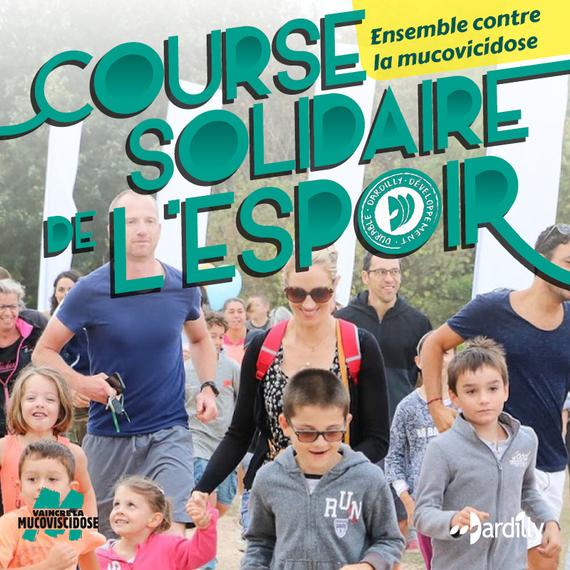 Dardilly 19 Juin Course solidaire et Parc de Lacroix-Laval 26 Septembre Virade de l'Espoir