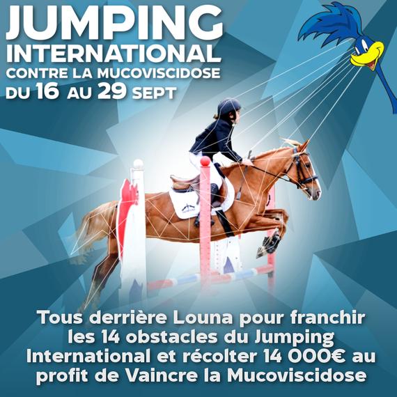 Jumping International contre la Muco