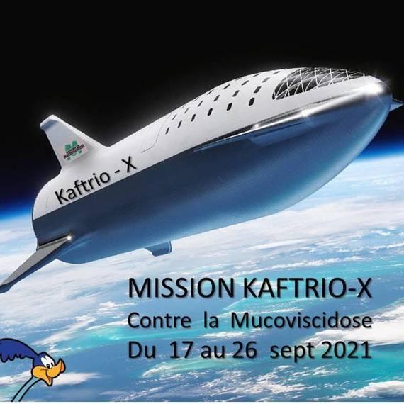 Mission KAFTRIO - X